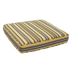 sunbrella outdoor adirondack chair cushion 20x20 patio lawn garden. Black Bedroom Furniture Sets. Home Design Ideas