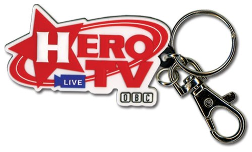 Tiger &amp; Bunny Hero TV Schl&#252;sselanh&#228;nger