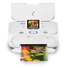 Canon Pixma mini320 Compact Photo Inkjet Printer (2172B002)
