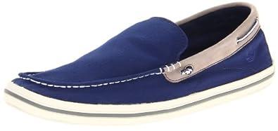 (低价)天伯伦 Timberland Men's Casco Canvas Venetian 男士休闲船鞋红折后$26.66