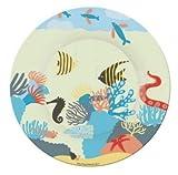 Petit Jour Paris Sea Small Plate - Angel Fish