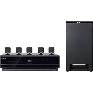 Sony DAV-IS50 surround sound system wireless home theatre.