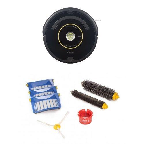 irobot roomba 650 vacuum cleaning robot bundle with kit - Irobot Roomba 650