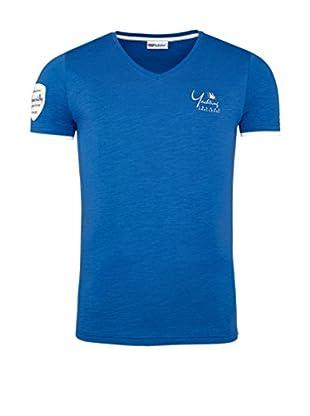 Nebulus Camiseta Manga Corta Enno (Cobalto)