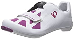 Pearl Izumi Women\'s W Race RD IV Cycling Shoe, Purple Wine, 39 EU/7.59 B US