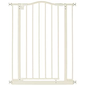 North States Supergate Tall and Wide Portico Arch Gate, Linen