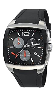 Puma PU102721002 GT Chrono Black Watch
