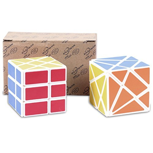 Playwin® Fluctuation Angle & Wheel Puzzle Cube Collection