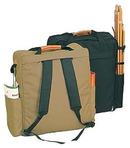 ミネルバ 多用途画材収納バッグ『絵描き』F8用 SK-8 ブラウン