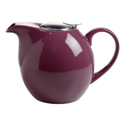 Maxwell & Williams IT15115 InfusionsT Théière en porcelaine avec filtre Mûre 1,5 l