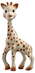 Vulli Sophie the Giraffe Teether (Creme)