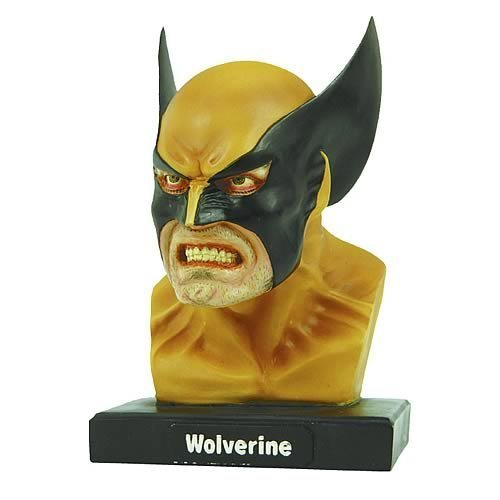 Buy Alex Ross Wolverine Head Mini-Bust