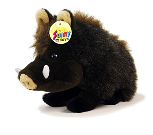 Sunny Toys 30991 - Peluche cinghiale, circa 28 cm