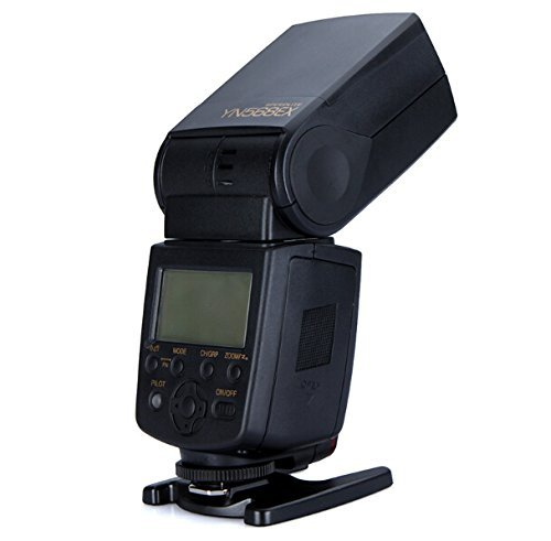 YONGNUO YN-568EX TTL Flash Speedlite HSS For Nikon D7100 D5300 D5200 D3300 D3000 D800 D700 D600