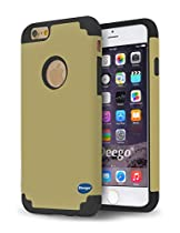 iPhone 6 Cases,Vogue Shop 2in1 PC Silicone Hybrid High Impact Defender Case for Apple iPhone 6/6s 4.7 inch