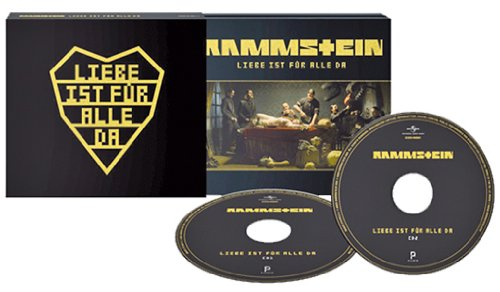 Rammstein - Liebe Ist Fur Alle Da: Deluxe Edition - Lyrics2You