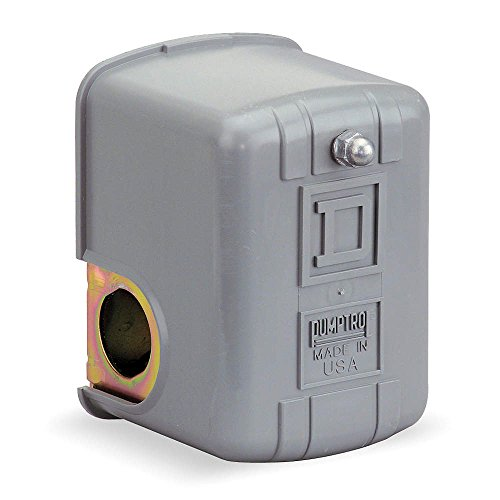 Pressure Switch, 135-175Psi, 1Port, Unload