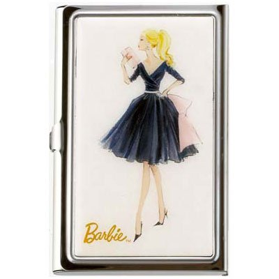 Barbie Barbie Card Case Midnight Miss Chief 7618 [card case card case Midnight Mischief Fashion Model Collection by Robert Best goods] (japan import)