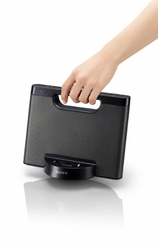 Sony-RDPM5IP-Portable-Dock-Speaker-(For-iPhone/iPod)