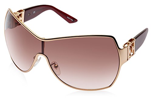 Escada Escada Oversized Sunglasses (Golden) (SES 718|08FC|Free Size) (Yellow)