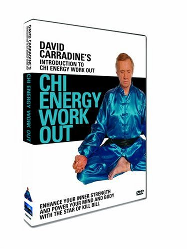 David Carradine - An Introduction For Beginners To Chi Energy Work Out [DVD]