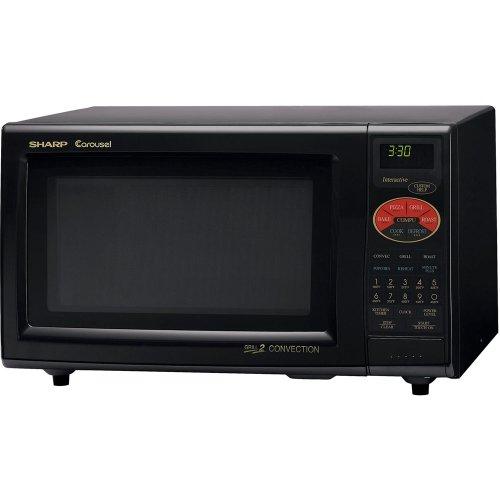 Sharp : R820Bk Microwave