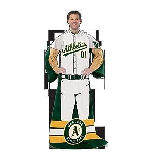 Oakland Athletics Comfy Wrap (Uniform) by Northwest Enterprises