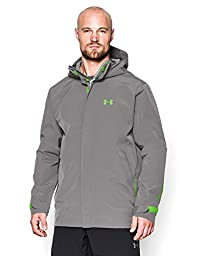 Under Armour Outerwear Men\'s Sonar Jacket, X-Large, Storm