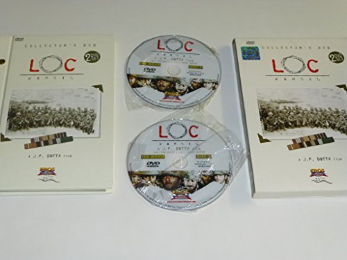 Loc Kargil (Line Of Control) by Eros Entertainment by J.P. Dutta (Loc Kargil compare prices)