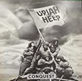Uriah Heep Conquest Record Album Vinyl LP