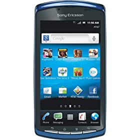 Sony Ericsson Xperia PLAY 4G Android Phone (AT&T)