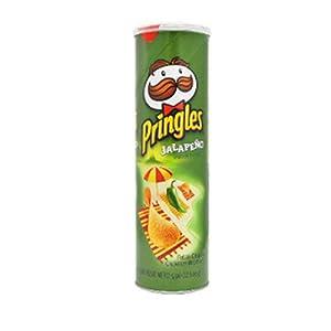 Pringles Jalapeno, 5.96 Oz