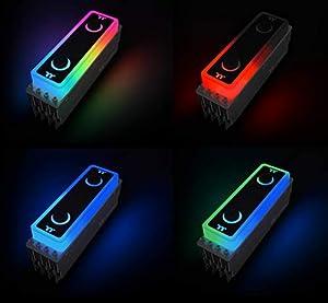 Thermaltake Waterram RGB Series DDR4 3600MHz 32GB (8GBx4) CL-W262-CA00SW-A (Tamaño: 3600MHz 32GB (8GBx4))