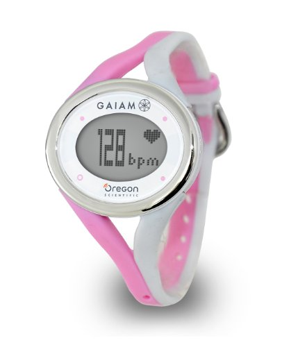 Buying Oregon Scientific SE338/WBXPK Gaiam ECG Touch Watch, Pink