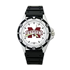NCAA Mississippi State Bulldogs Option Model Sport Watch by Logo Art
