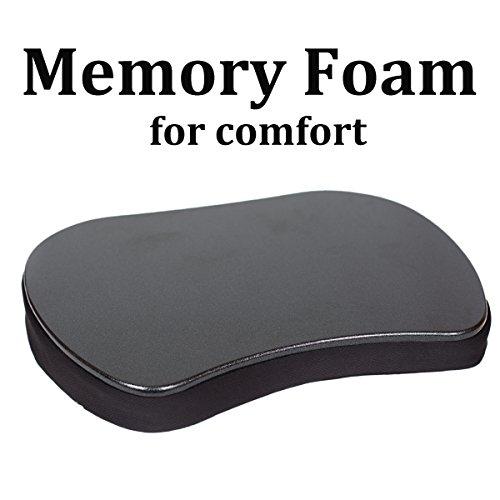 Sofia Sam Mini Memory Foam Lap Desk Color Black