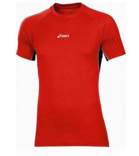 ASICS HERMES Short Sleeve T-Shirt - Small
