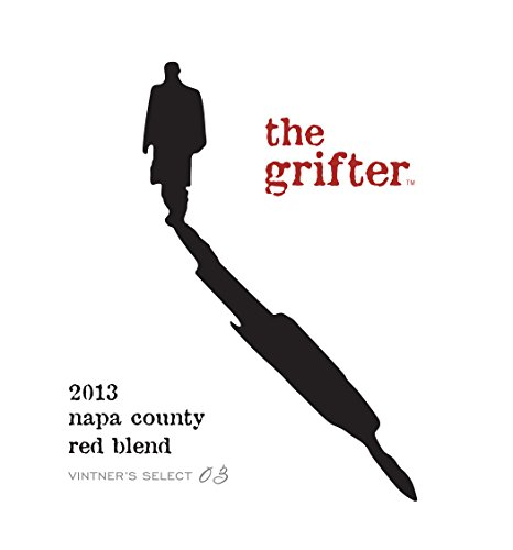 2013 The Grifter Napa Valley Red Blend 750 Ml
