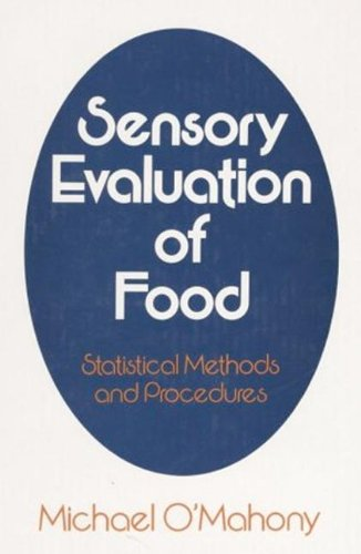 Sensory Evaluation of Food: Statistical Methods and...