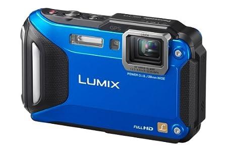 Panasonic DMC-FT 5 Appareils Photo Numériques 17.5 Mpix Zoom Optique 5 x