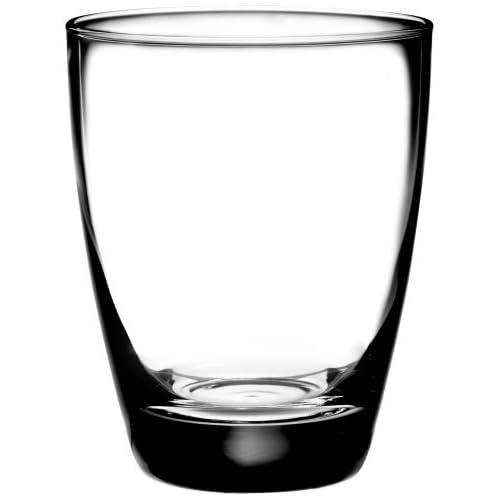 Bormioli Rocco Nadia Double Old Fashioned Glass, Set of 4