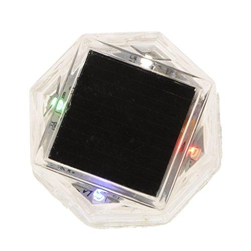 Rgb Coche De La Energía Solar Llevó La Luz Del Flash De La Rueda Del Neumático Decorar Con Sensor De Movimiento