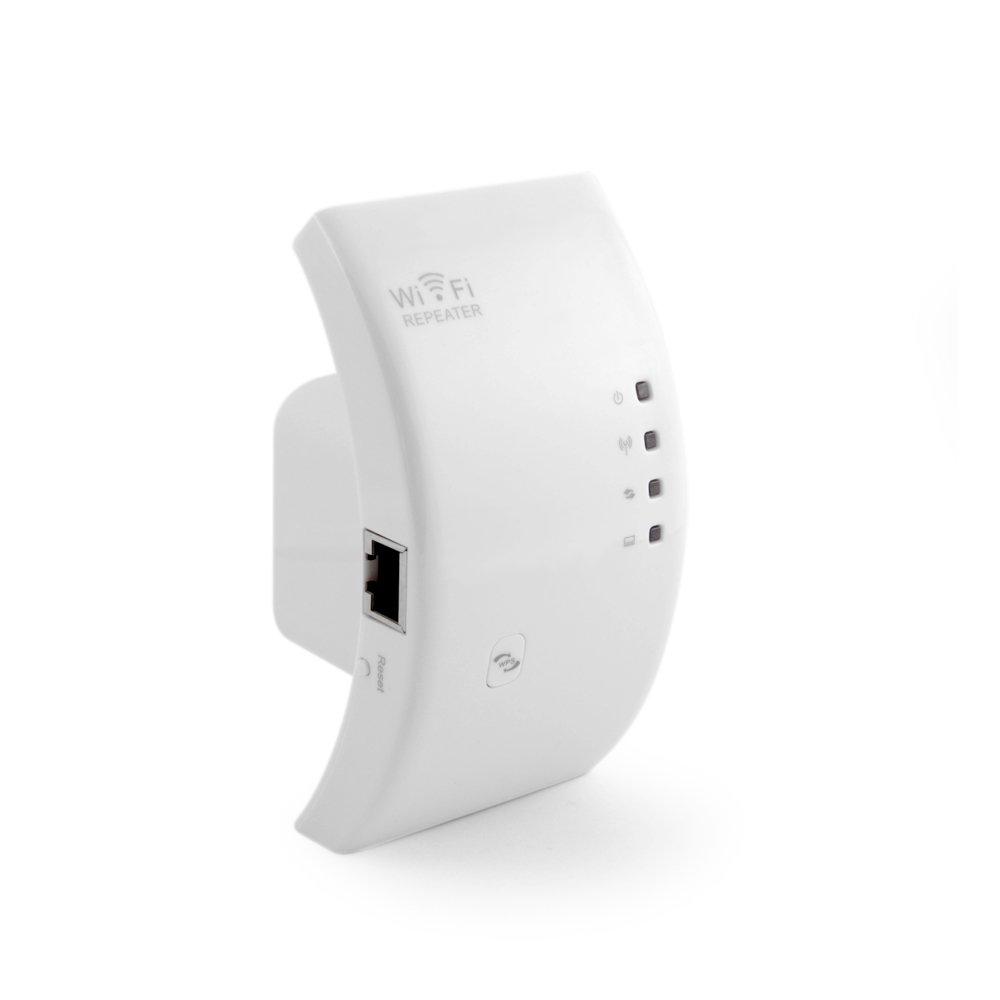 Incutex Wireless-N WiFi Repeater, mehr