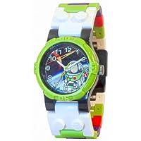 レゴ トイストーリー バズ・ライトイヤーデザインウォッチ 【ミニフィギュア付】 LEGOR Toy Story Buzz Lightyear Kids' Watch with minifigure 9002694