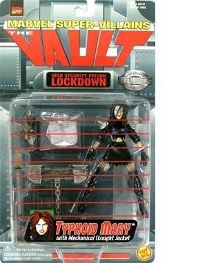 Marvel Super-Villains The Vault 6