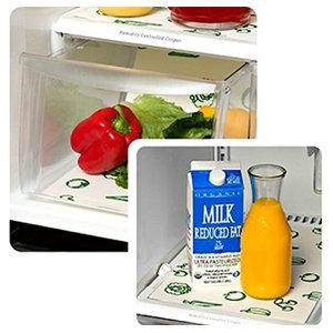 Envision Home Refrigerator Bin Liners - 3 pcs by Envision Home