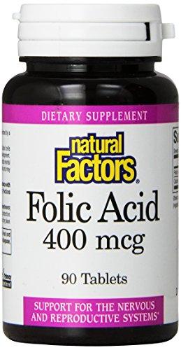 400 micrograms of folic acid