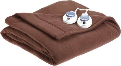 Luxury Micro Fleece Low Voltage Electric Heated King Size
