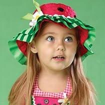 Baby Girls Spring Hats - Watermelon Hat - 176126