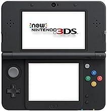 New Nintendo 3DS HW: Console, Nero [Importación Italiana]
